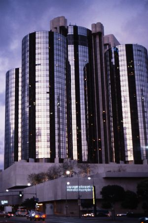 Bonaventure Hotel, Los Angeles, California