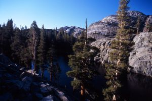Badger Lakes, Sierra Nevada, California
