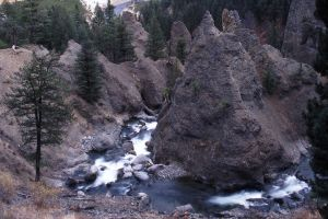 Tower Creek, Yellowstone National Park