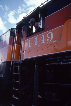 Daylight Special, Dunsmuir, California 1981