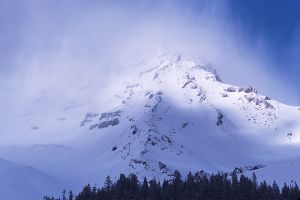 Casaval Ridge and Sargents Ridge, Mount Shasta