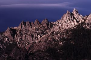 Castle Crags Spires