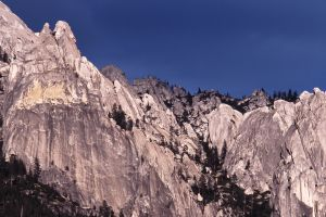 Castle Crags Granite, California