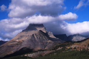 Storm Clouds, Glacier National Park